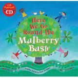 Book and CD- Here We Go Around the Mulberry Bush