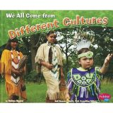 Celebrating Differences Series - We All Come From Different Cultures