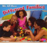 Celebrating Differences Series - We All Have Different Families