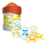 Grippies Waves 12Pc Small Set
