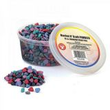 Rainbow Frost Pebbles - 16 oz