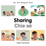 My First Bilingual Book-Sharing (English-Vietnamese)