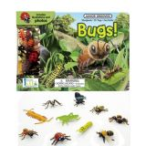 Junior Groovies Books Bugs Eng Only