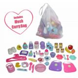 Deluxe Doll Accessory Set 45 Pcs