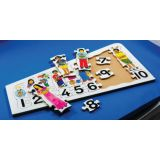 Children Counting Tray