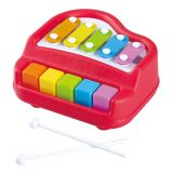2-In-1 Piano & Xylophone