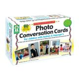 Photo Conversation Cards for Children with Autism and Asperger's