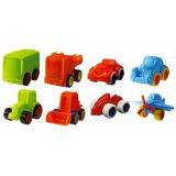 Mini Rollers Assorted 8/Pk