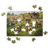 Natural Play Puzzle: Horse Adventure - 100 PC