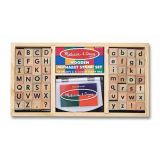 Alphabet Stamp Set (57 pcs)