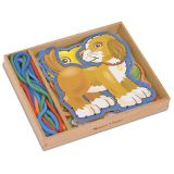 Wooden Lacing Panel Set - Pets