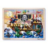 Pirate Adventure Jigsaw Puzzle