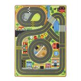 Jumbo Roadway Activity Rug 79 × 60