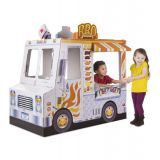Food Truck Indoor Playhouse