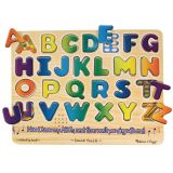 Large Sound Puzzles - Alphabet