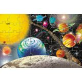 Floor Puzzle - Solar System 48 pieces,  36 x 24