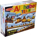 Alphabet Puzzle Train (28 pc.)