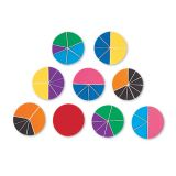 Rainbow-Fraction™ Deluxe Circles