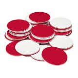 Bean Counters™ and Two-Colour Counters  - Red & White