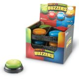 Buzzer - Lights And Sounds (set of 12)
