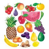 Healthy Foods Flannelboard Set - Fruits & Nuts