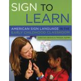 Sing to Learn: American Sign Language in the ECC