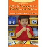 Activity Schedules for Children with Autism