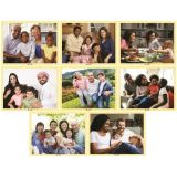 Family of Today Set of 8