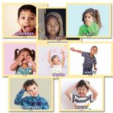 A Range of Emotions Puzzle 8Pc