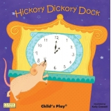Hickory Dickory Dock - Board Books With Holes