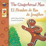 The Gingerbread Man: English-Spanish