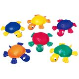 7 Piece Bean Bag Sets - Turtles