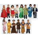 Ethnic Outfits Set Of All 14