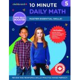 10 Minute Daily Math