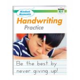 Mindset Moments Handwriting Practice Manuscript Gr. K-1