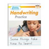 Mindset Moments Handwriting Practice Manuscript Gr. 2-3