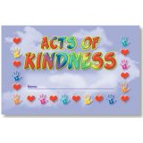 Acts Of Kindness Punch Cards 36/PK