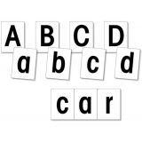 Alphabet Basics Language Cards 26PC