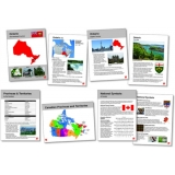 Canadian Provinces & Territories 35Cards