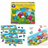 Counting Caterpillars Multilingual Game