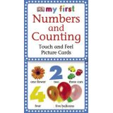 Touch and Feel Cards - Numbers and Counting
