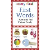 Touch and Feel Cards - First Words