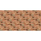 Fadeless Roll 48 x 50' Reclaimed Brick