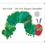 The Very Hungry Caterpillar: Large Board Book & CD