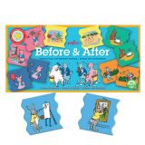 Before & After A Logical Ordering Activity