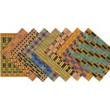 Textile Papers - African