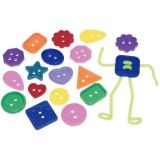 Bright Buttons - 1lb
