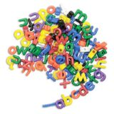 Lower Case Letter Beads 288 pcs