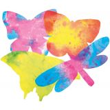 Colour Diffusing Paper - Butterflies