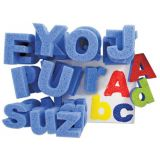 Alphabet Sponges - Upper and Lower Case Letters